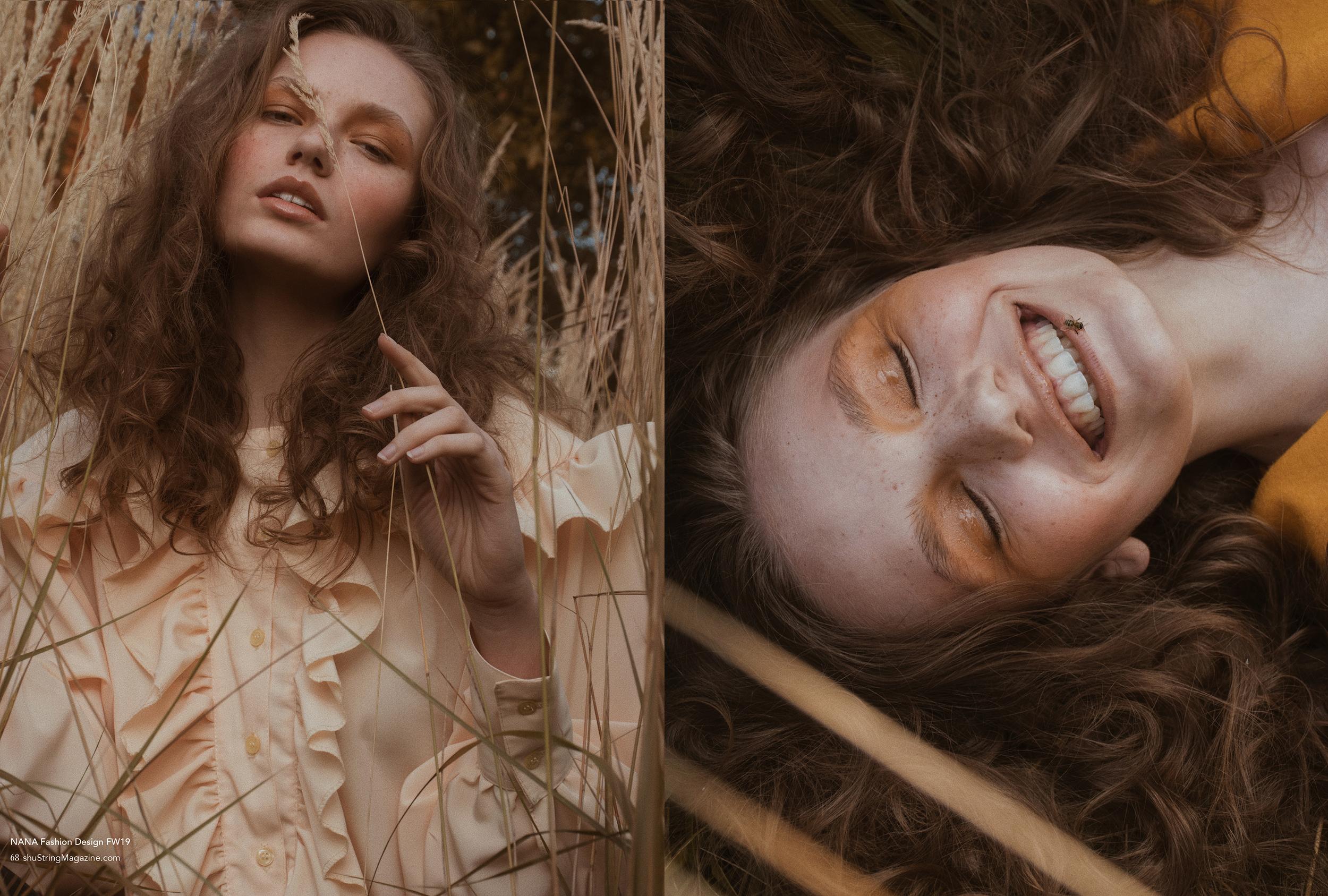 Honeycomb Child Shustring Magazine stefan kokovic vienna photographer photo studio 1010
