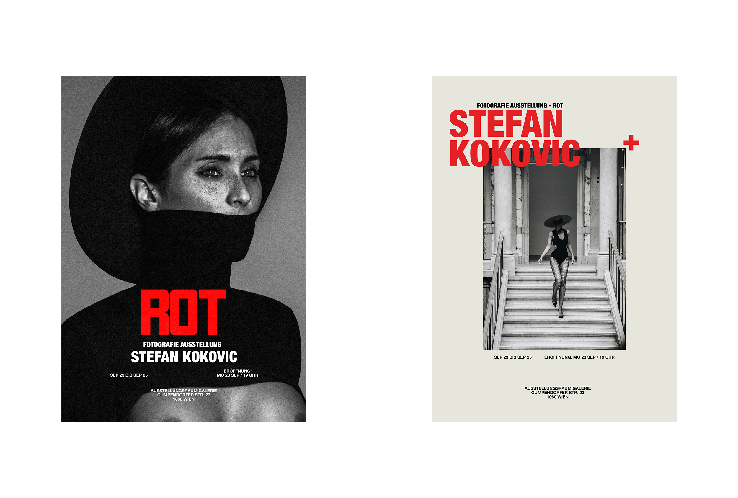 ROT Photography Exhibition Vienna stefan kokovic photographer